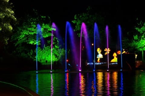 Roker Park Illuminations Are Back 2013