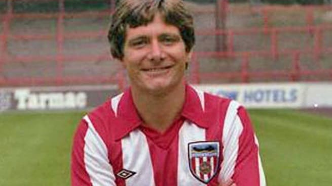 Mick Buckley Dies - death od SAFC star