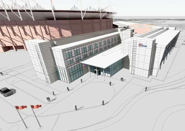 Hilton Hotel To Build Near The Stadium Of Light, Sunderland