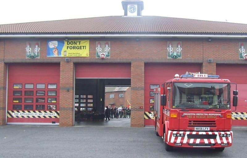 Sunderland Fire Stations Facing Closure - Sunderland Central