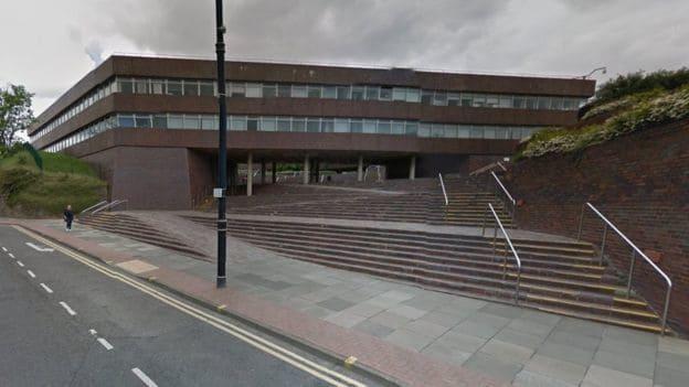vote for sunderland - wearside politics - civic centre steps