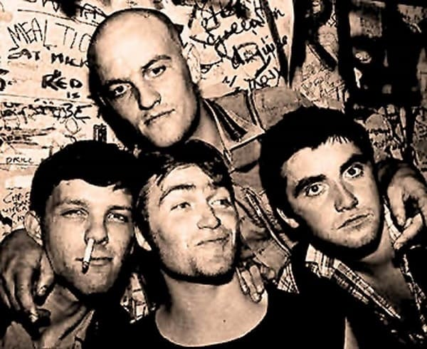 Ageing Rockers And A Book For North East Punks - Angelic Upstarts South Sheilds