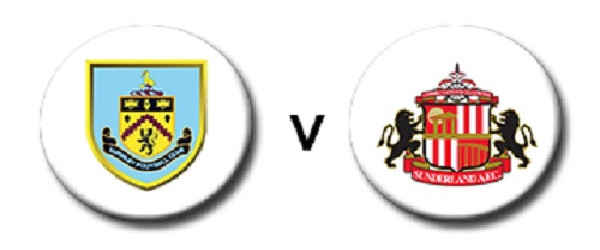 Club crests - logos and badges - Burnley v Sunderland AFC - Clarets v Black Cats