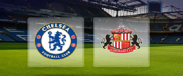 Club crests - logos and badges - Chelsea v Sunderland AFC - Pensioners v Black Cats