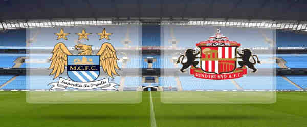 Club crests - logos and badges - Manchester City v Sunderland AFC - Sky Blues v Black Cats