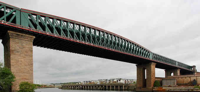 privacy policy at the Wearside Online community website - Queen Alexandra Bridge Sunderland