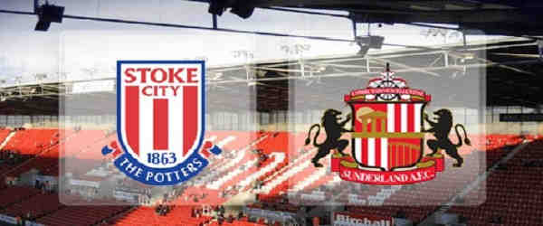 Club crests - logos and badges - Stoke City v Sunderland - Potters v Black Cats