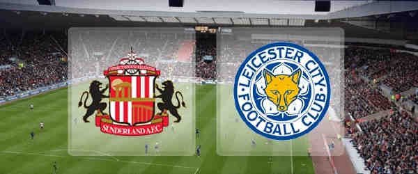 Club crests - logos and badges - Sunderland AFC - Leicester City - Black Cats v Foxes