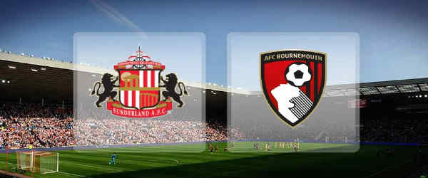 Club crests - logos and badges - Sunderland AFC v AFC Bournemouth - Black Cats v Cherries