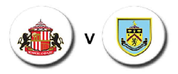 Club crests - logos and badges - Sunderland AFC v Burnley - Black Cats v Clarets