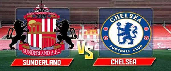 Club crests - logos and badges - Sunderland AFC V Chelsea - Black Cats v Pensioners