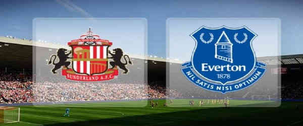 Club crests - logos and badges - Sunderland AFC v Everton - Black Cats v Toffeemen
