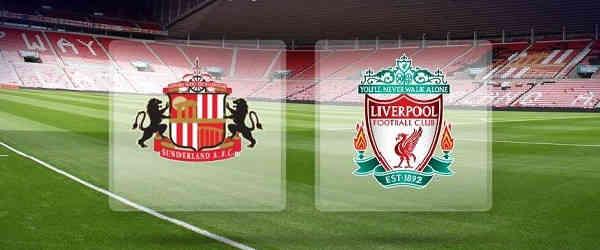 Club crests - logos and badges - Sunderland AFC v Liverpool - Black Cats v Reds