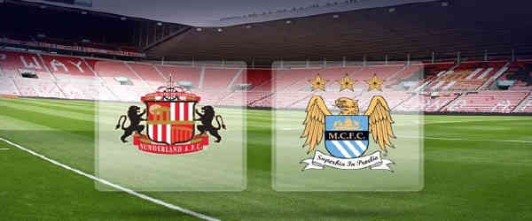 Club crests - logos and badges - Sunderland AFC v Manchester City - Black Cats v Sky Blues