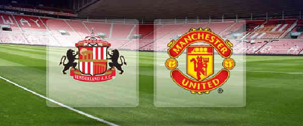 Club crests - logos and badges - Sunderland AFC v Manchester United - Black Cats v Red Devils