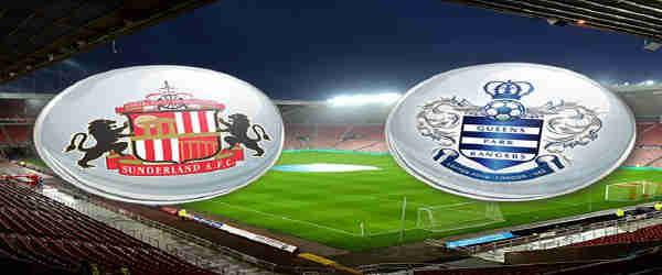 Club crests - logos and badges - Sunderland v Queens Park Rangers - Black Cats v Hoops