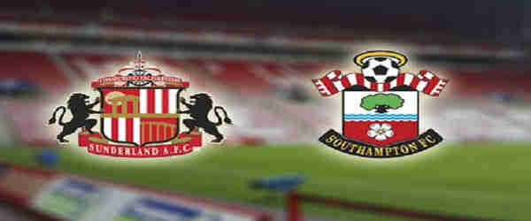 Club crests - logos and badges - Sunderland AFC v Southampton - Black Cats v Saints