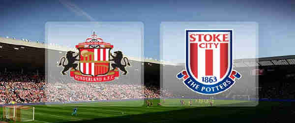 Club crests - logos and badges - Sunderland AFC v Stoke City - Black Cats v Potters