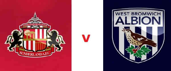 Club crests - logos and badges - Sunderland AFC v West Bromwich Albion - Black Cats v Baggies