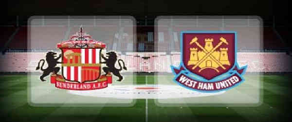 Club crests - logos and badges - Sunderland v West Ham United - Black Cats v Hammers