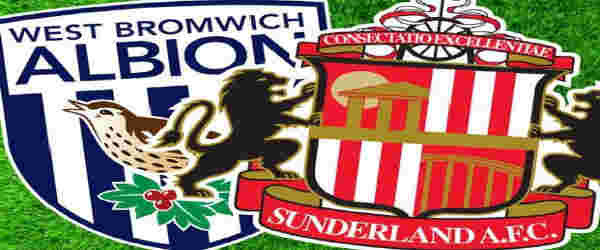 Club crests - logos and badges - West Bromwich Albion v Sunderland AFC - Baggies v Black Cats