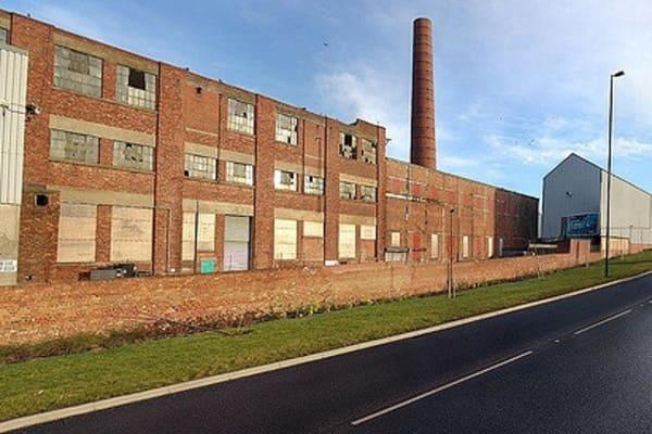 Edward Thompson Printers, Hendon, Grangetown paper mill Sunderland