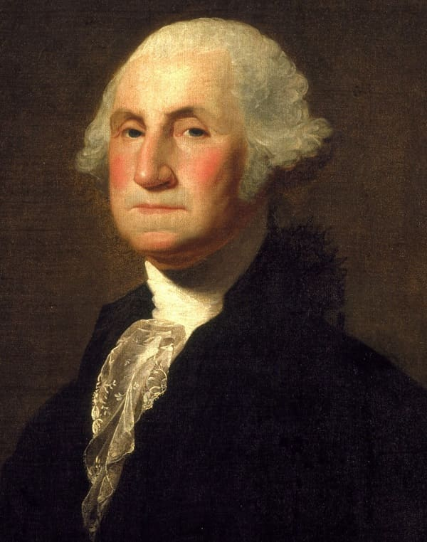 George Washington - first president of America - Sunderland connection - Wearside Online