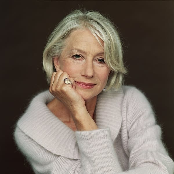Helen Mirren - Sunderland Empire Theatre
