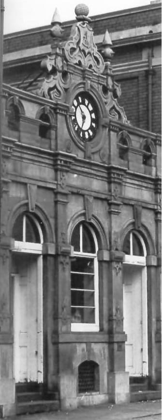 Sunderland Workhouse - Harley Street - High Street Baths