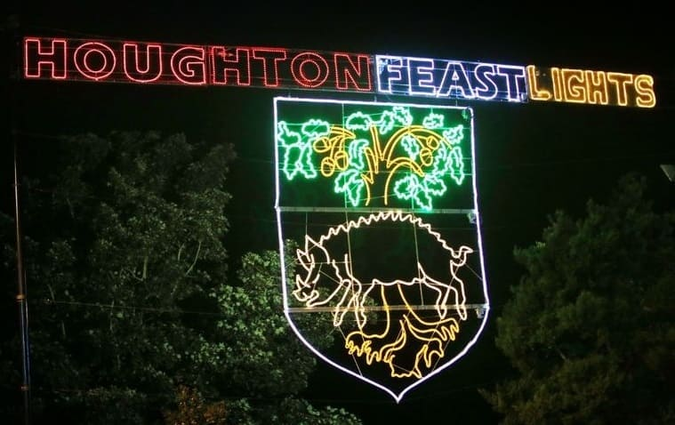 Houghton-Le-Spring - Houghton Feast Lights - Sunderland Blogs - Wearside Online