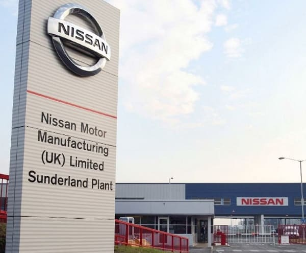 Nissan Sunderland Plant - Washington jobs - Wearside Online
