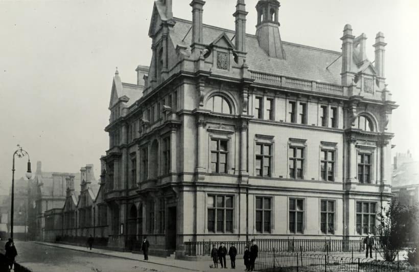 Old Post Office - Sunniside Sunderland