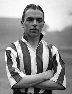 Raich Carter - Sunderland AFC - Silver Fox and The Maestro