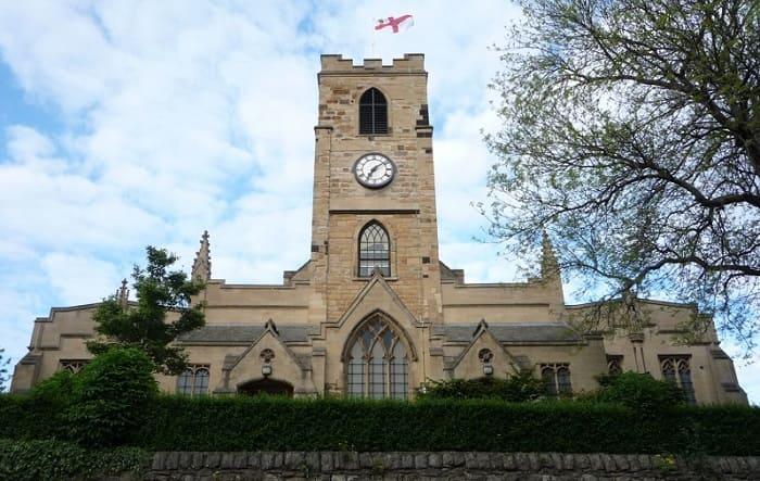Bishopwearmouth - Sunderland Minster