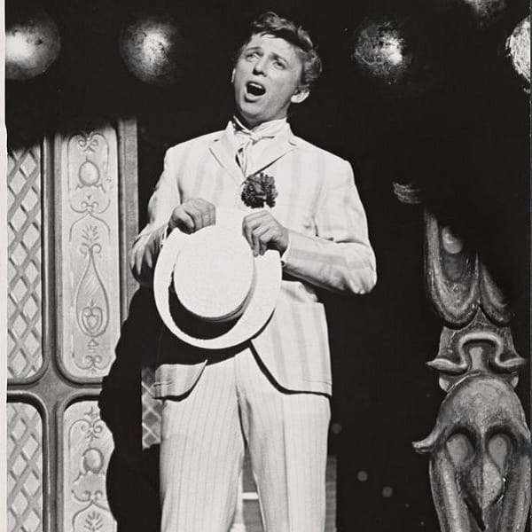 Tommy Steele - Sunderland Empire Theatre