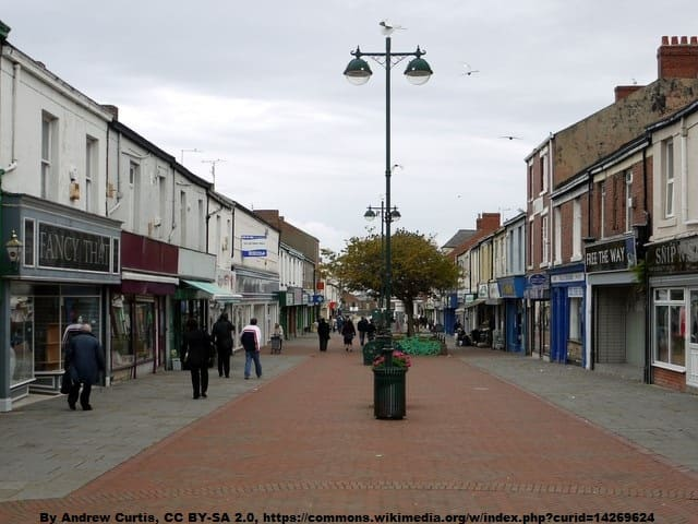 Seaham News Headlines - Church Street - Town Centre