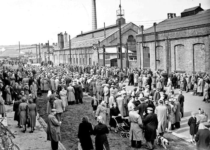 Easington Colliery disaster - pit explosion - Wearside Online