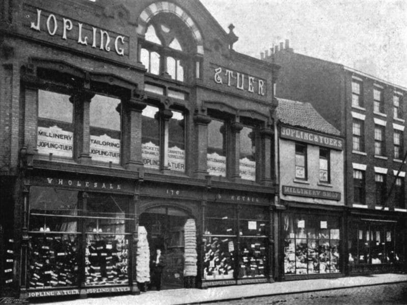 Joplings Department Store - Jopling and Tuer original