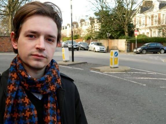 Sunderland Local Elections 2018 Niall Hodson - Lib-Dems leader Millfield Ward