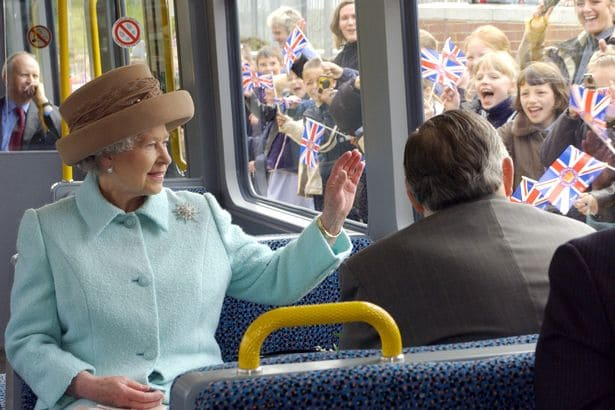 Sunderland Metro System opened by The Queen