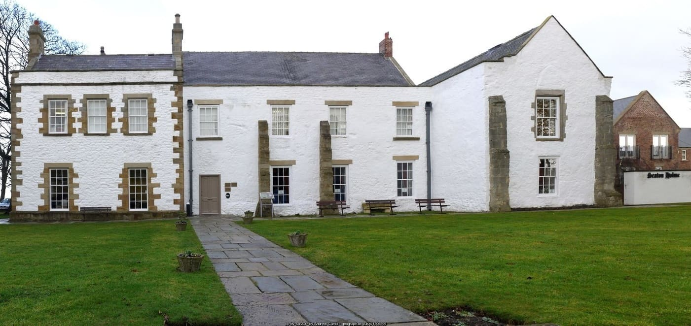 Seaton Holme Easington - the old Rectory - haunted - Wearside Online