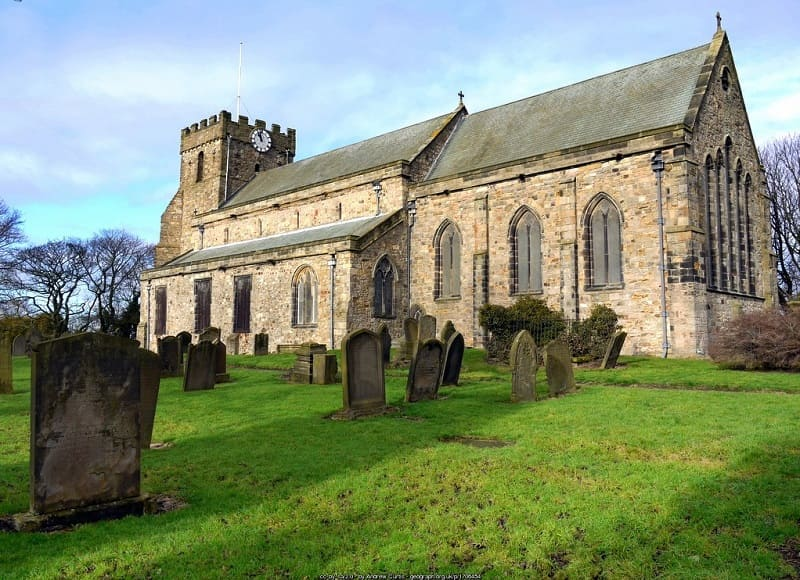 St Mary the Virgin Church - Easington Village - Wearside Online