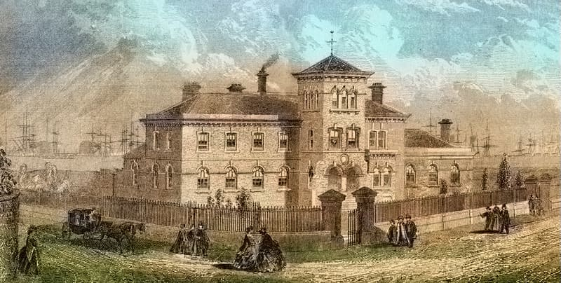 Sunderland Orphanage - East End Victorian Boys Asylum