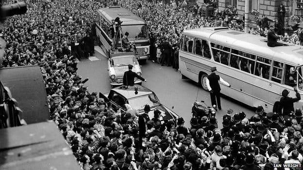 Beatles in Sunderland
