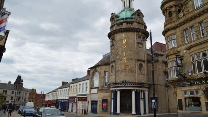 Empire Theatre in Sunderland