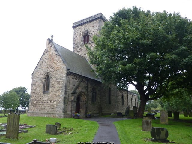 Murder at Kirk Merrington - St Johns Church