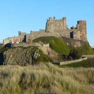 Great Northern Ghosts - Bamburgh Castle hauntings