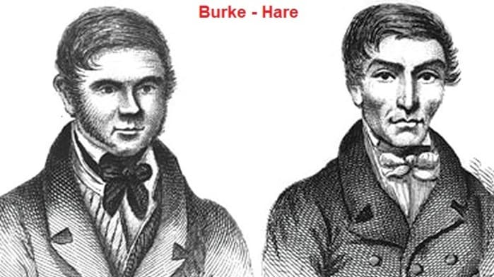 Burke And Hare - Sunderland Grave Robbers - Body Snatchers