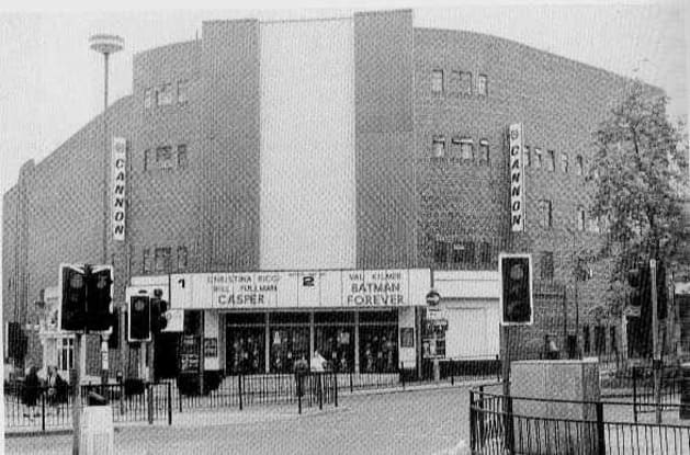 Cannon Cinema Sunderland