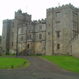Great North Ghosts - Chillingham Castle - Blue Boy